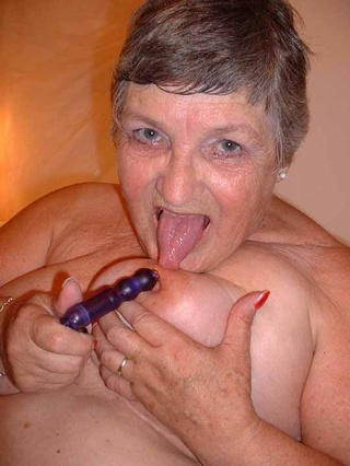 bbw nylons grandma libby