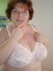 fingering cougar chris from