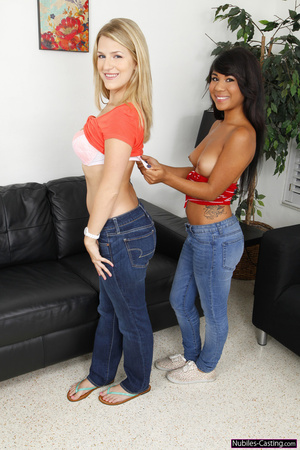 Cute latina chick shooting on camera her - XXX Dessert - Picture 2