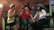 the drunken fat chicks