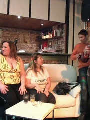 The party is a great place for getting laid and the fat - Picture 2