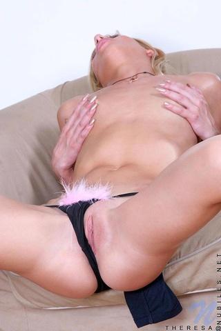 blonde theresa