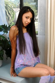 long hair alexis