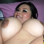 Plump Asian Jean takes dirty pictures of herself - Picture 9