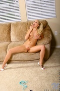 blonde, sheer, teen, thongs