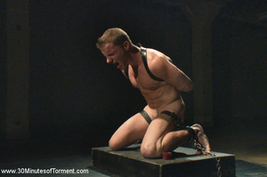 He loves getting hardcore punished by hi - XXX Dessert - Picture 8