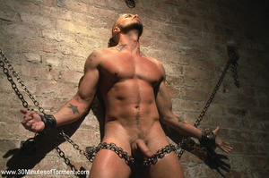 He loves getting hardcore leashed and pu - XXX Dessert - Picture 13