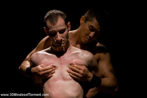 This guy gets hardcore leashed and punis - XXX Dessert - Picture 9