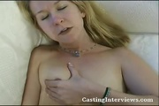 naughty blonde milf loves