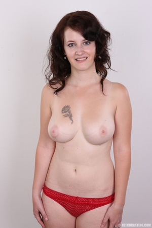 Enchanting looking babe with tattoos str - XXX Dessert - Picture 12