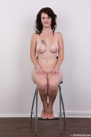 Enchanting looking babe with tattoos str - XXX Dessert - Picture 18