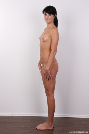 Slim black hair beauty with sexy small t - XXX Dessert - Picture 15