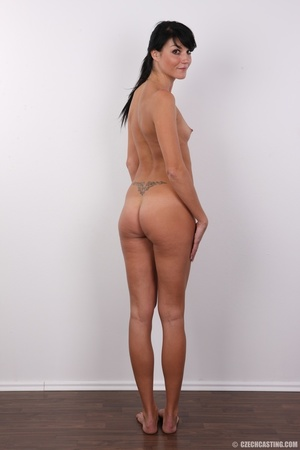 Slim black hair beauty with sexy small t - XXX Dessert - Picture 17
