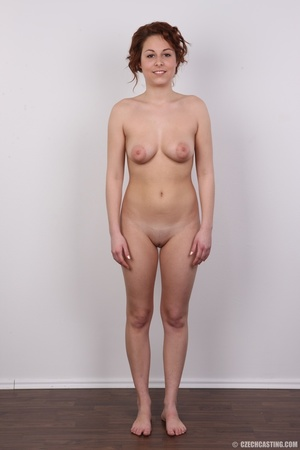 Sweet smiling redhead with amazing curve - XXX Dessert - Picture 13