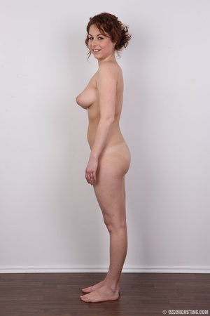 Sweet smiling redhead with amazing curve - XXX Dessert - Picture 14