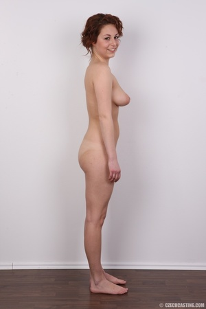 Sweet smiling redhead with amazing curve - XXX Dessert - Picture 15