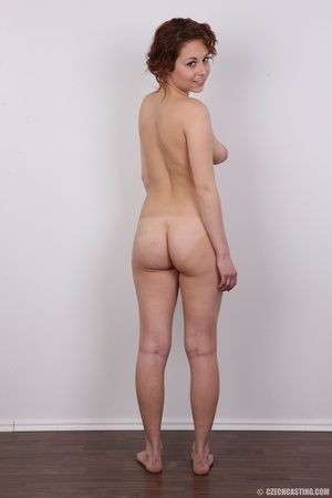 Sweet smiling redhead with amazing curve - XXX Dessert - Picture 18