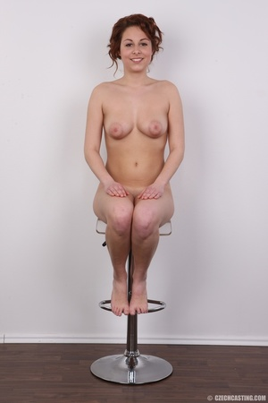 Sweet smiling redhead with amazing curve - XXX Dessert - Picture 19