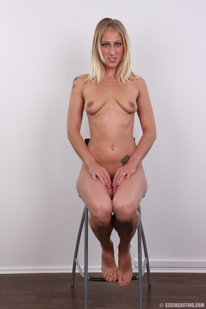 Hot slim blonde with cute tits and invit - XXX Dessert - Picture 19