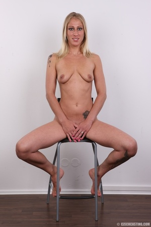 Hot slim blonde with cute tits and invit - XXX Dessert - Picture 20