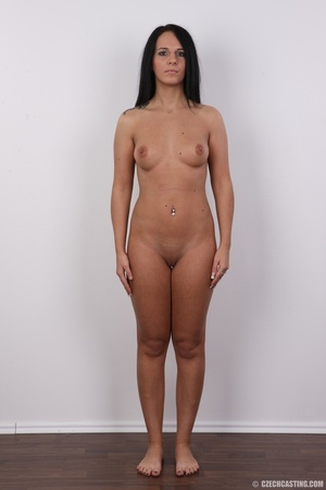 Sexy shaped damsel with cute tattoos, pi - XXX Dessert - Picture 14
