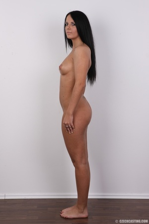 Sexy shaped damsel with cute tattoos, pi - XXX Dessert - Picture 15