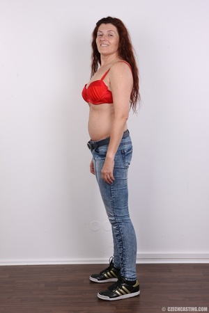Hot matured redhead with amazing perky t - XXX Dessert - Picture 5