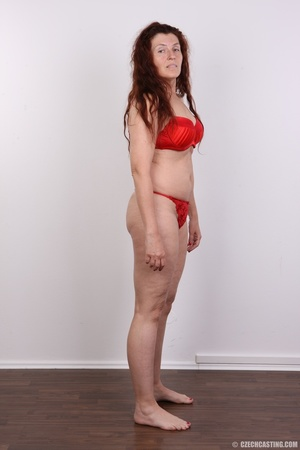 Hot matured redhead with amazing perky t - XXX Dessert - Picture 8