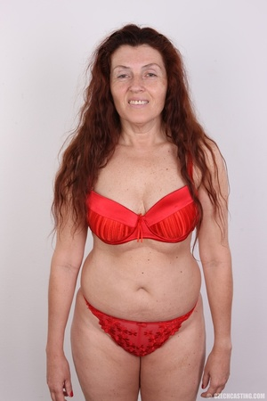 Hot matured redhead with amazing perky t - XXX Dessert - Picture 9