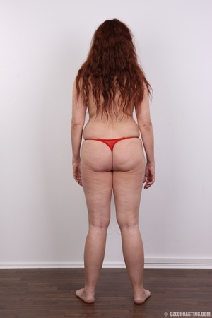 Hot matured redhead with amazing perky t - XXX Dessert - Picture 12