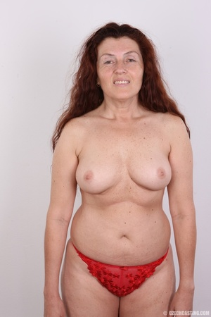 Hot matured redhead with amazing perky t - XXX Dessert - Picture 14