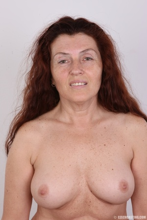 Hot matured redhead with amazing perky t - XXX Dessert - Picture 15
