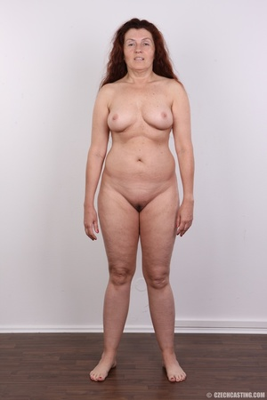 Hot matured redhead with amazing perky t - XXX Dessert - Picture 18