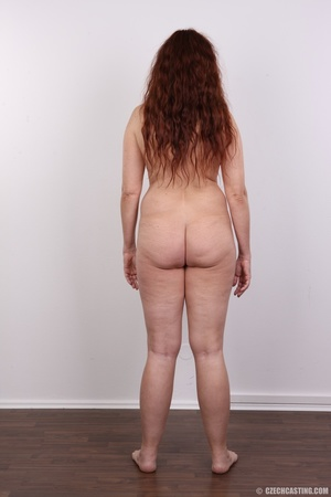 Hot matured redhead with amazing perky t - XXX Dessert - Picture 21