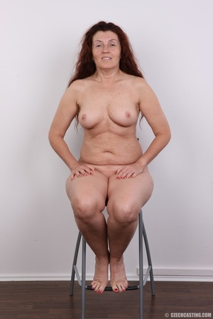 Hot matured redhead with amazing perky t - XXX Dessert - Picture 23