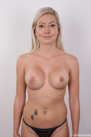 Cute blonde with sweet firm boobs, hot b - XXX Dessert - Picture 11