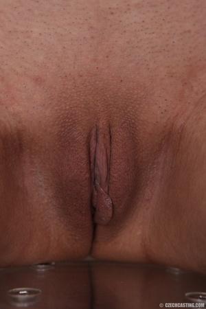 Seductive young brunette shows big tits, - XXX Dessert - Picture 20