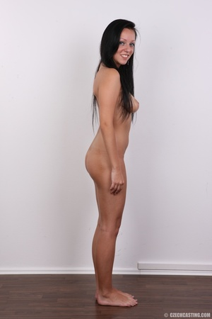 Sexy untamed dark hair beauty with perky - XXX Dessert - Picture 15