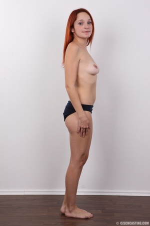 Tattooed redhead with fresh tits, sweet  - XXX Dessert - Picture 10