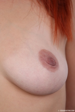 Tattooed redhead with fresh tits, sweet  - XXX Dessert - Picture 12