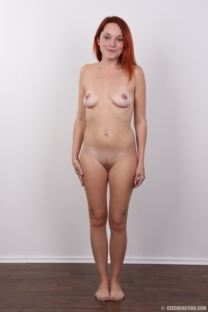 Tattooed redhead with fresh tits, sweet  - XXX Dessert - Picture 14