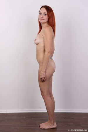 Tattooed redhead with fresh tits, sweet  - XXX Dessert - Picture 15