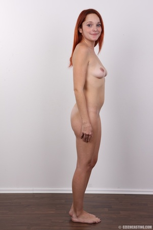Tattooed redhead with fresh tits, sweet  - XXX Dessert - Picture 16