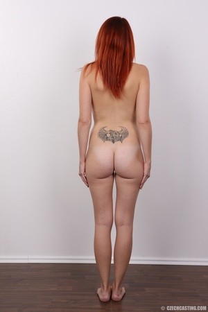 Tattooed redhead with fresh tits, sweet  - XXX Dessert - Picture 17