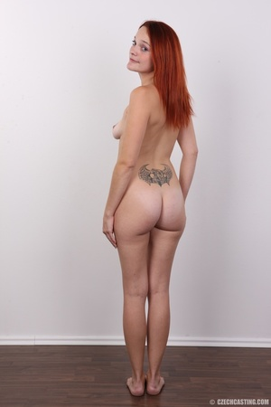 Tattooed redhead with fresh tits, sweet  - XXX Dessert - Picture 18