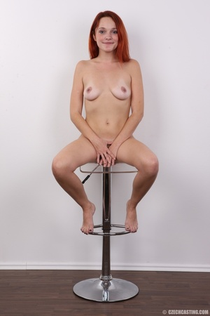 Tattooed redhead with fresh tits, sweet  - XXX Dessert - Picture 20