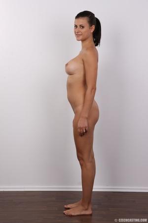 Slender seductive chick with big juicy t - XXX Dessert - Picture 15
