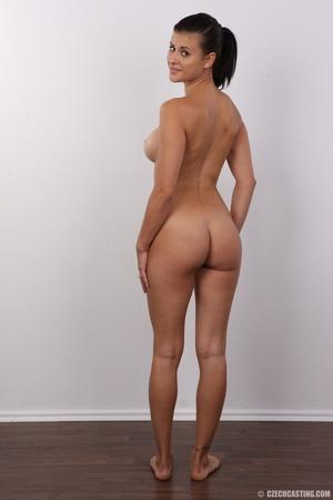 Slender seductive chick with big juicy t - XXX Dessert - Picture 16