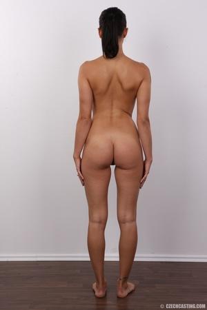 Slender seductive chick with big juicy t - XXX Dessert - Picture 17