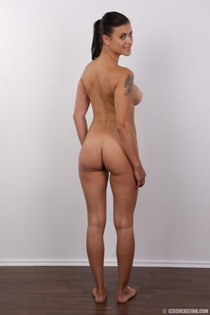 Slender seductive chick with big juicy t - XXX Dessert - Picture 18